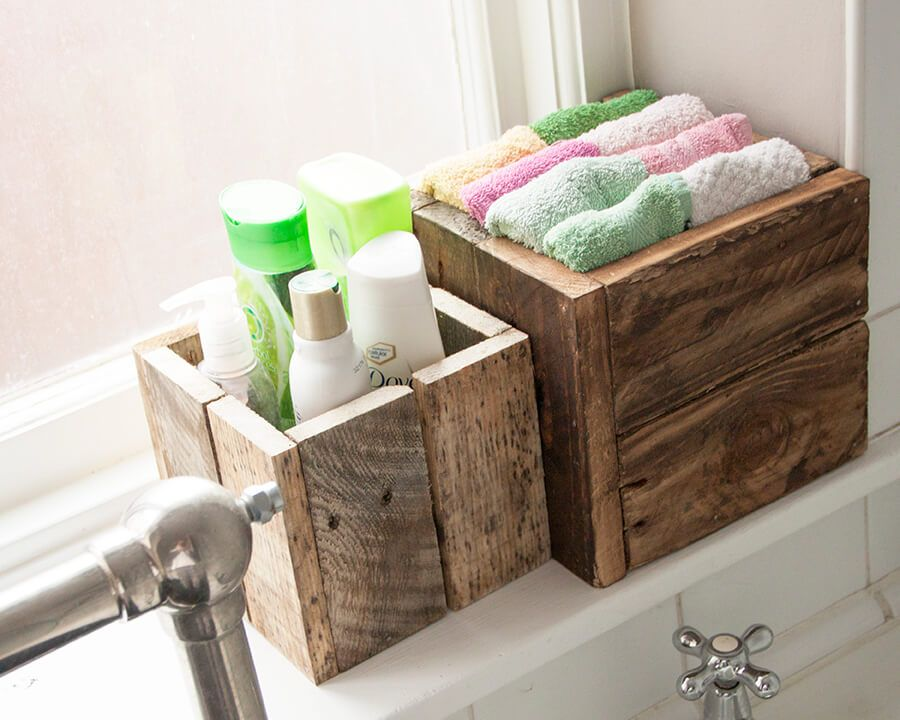 Photo of 25 Pallet Project Ideas To Add Some Rustic Splendor To Your Bathroom | My Decor …
