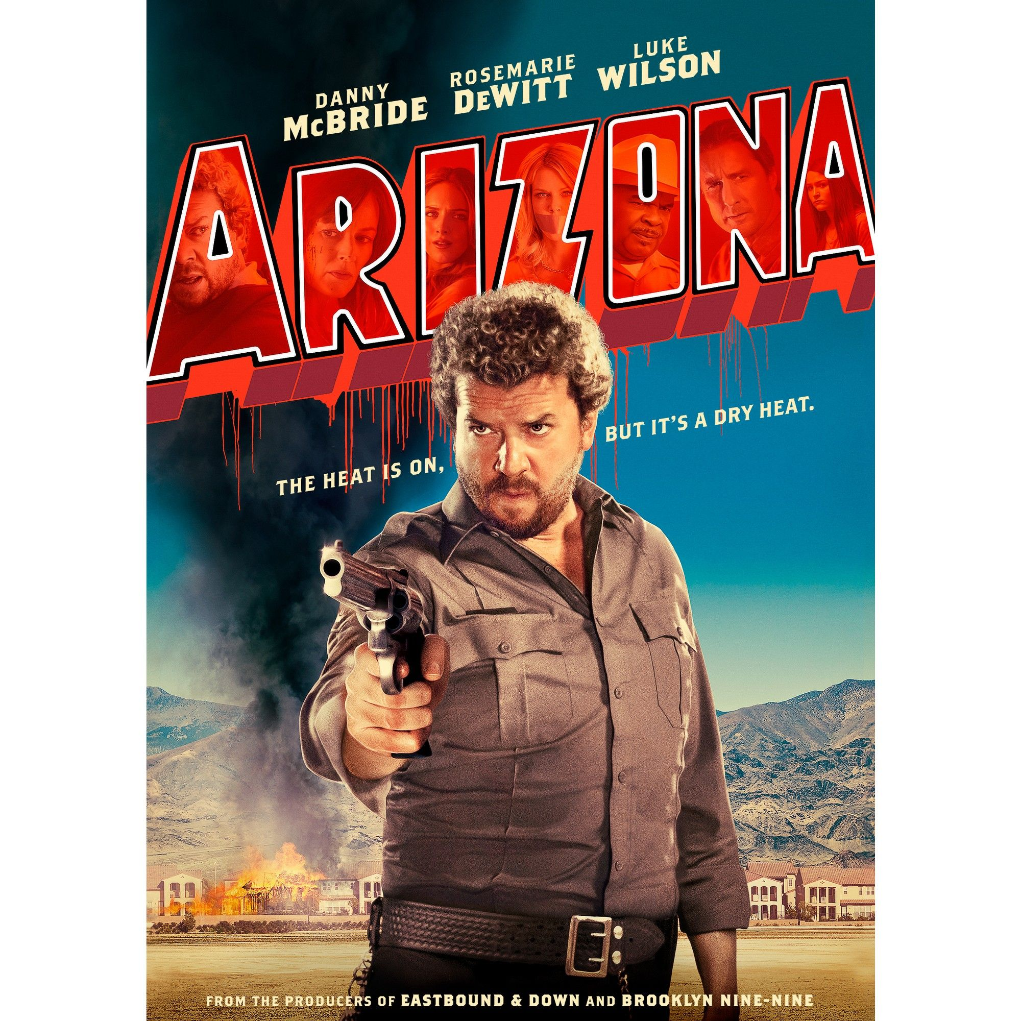 Arizona Dvd Movies Rosemarie Dewitt Arizona Danny Mcbride