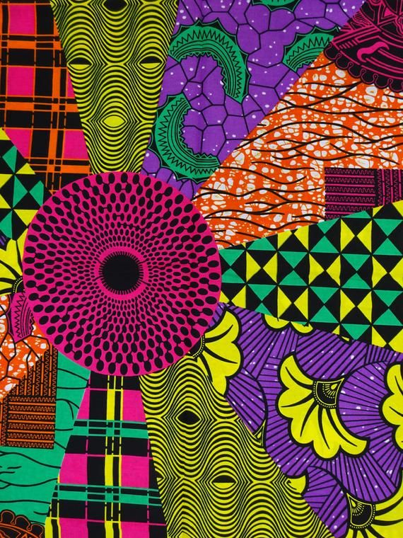 African fabric by the Yard/ Ankara fabric/ African Supplies/ African