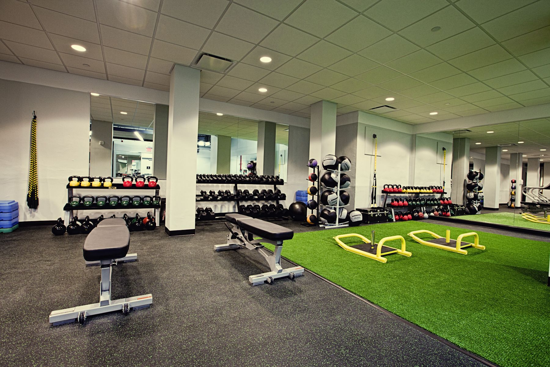 end game training is a 6 000 square foot state of the art personal rh pinterest com