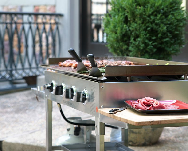 Blackstone 36 Stainless Steel Outdoor Griddle Grilling