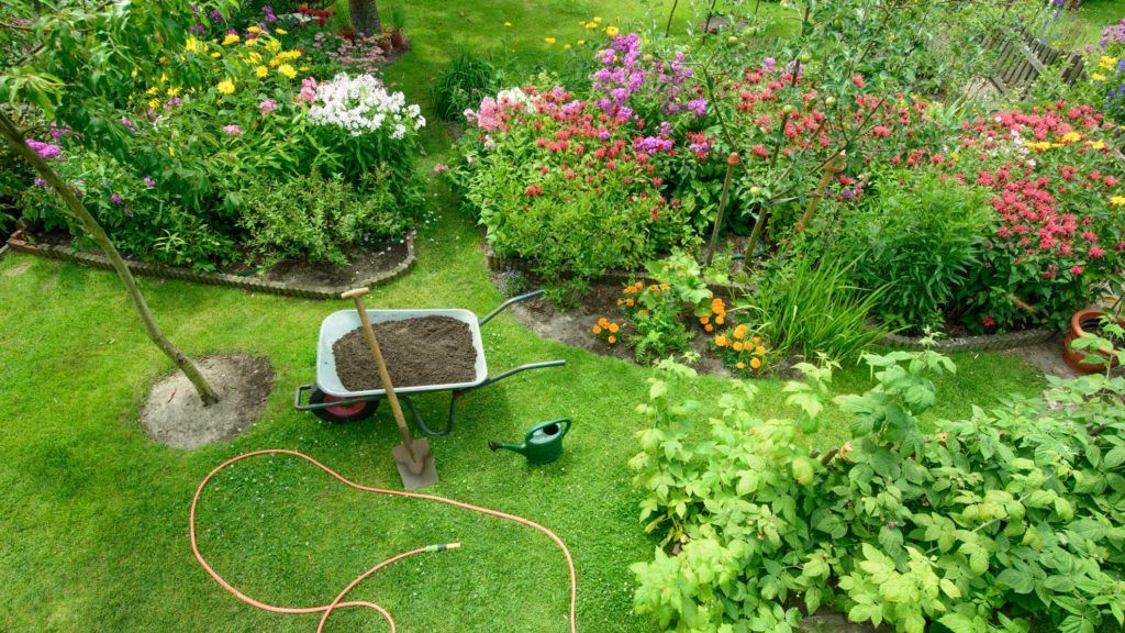The Black Thumbed Guide To A Beautiful Garden From The Pros Who Know Landscaping Costs Beautiful Gardens Eco Friendly Garden