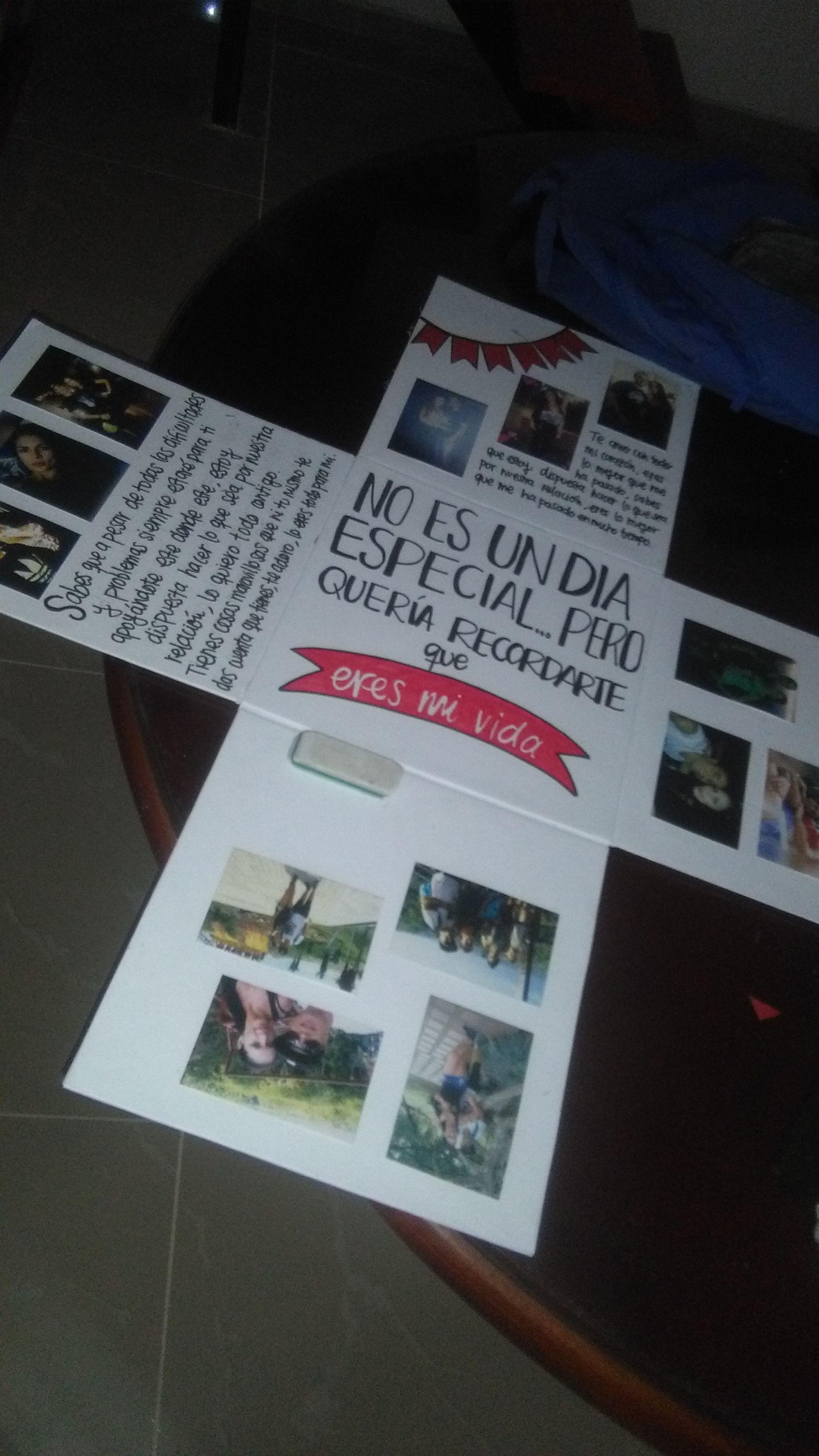 Pin De Oriana Vasquez En Oriana Regalos De Cumpleaños Creativos Regalos Creativos Regalos Creativos Para Novio