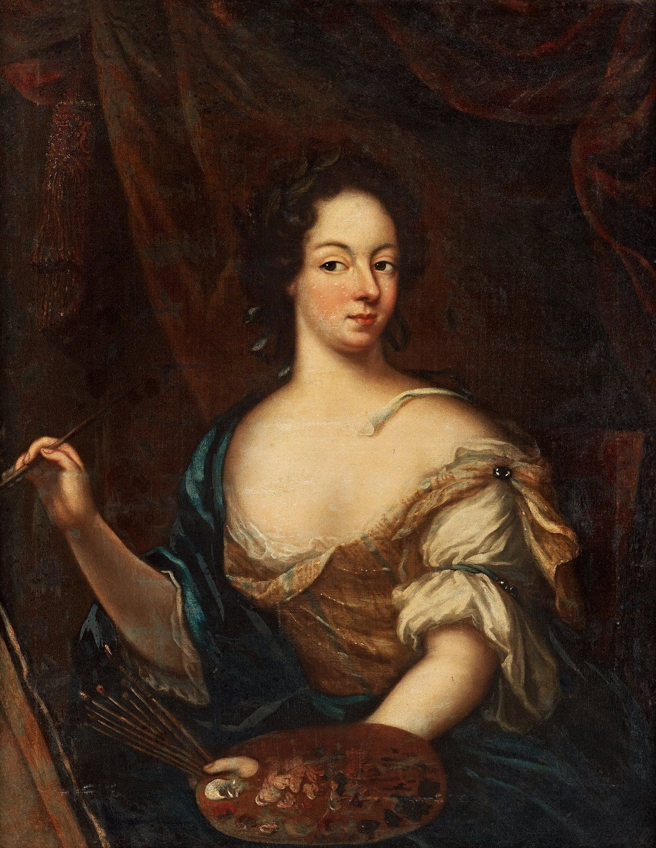 Amalia Konigsmarck Swedish 1663 1740 European Art Pinterest