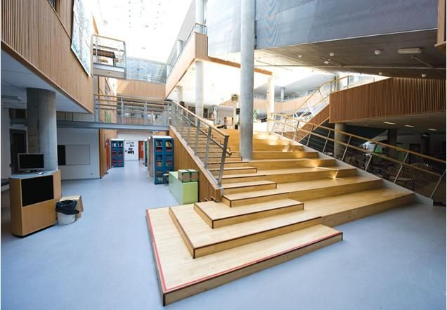 hellerup school work school architecture education rh pinterest com