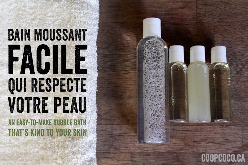 bain moussant cosm tiques maison pinterest bain moussant savons et produit beaut. Black Bedroom Furniture Sets. Home Design Ideas