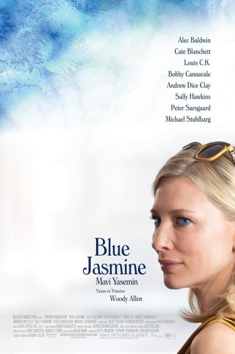 Blue jasmine film trailer undertekst woody allen movies