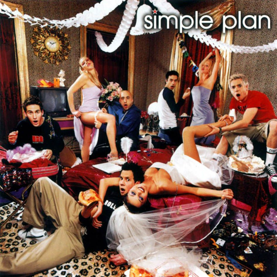 Pin by Album Think on Simple Plan in 2019 | Pop Punk, Album songs