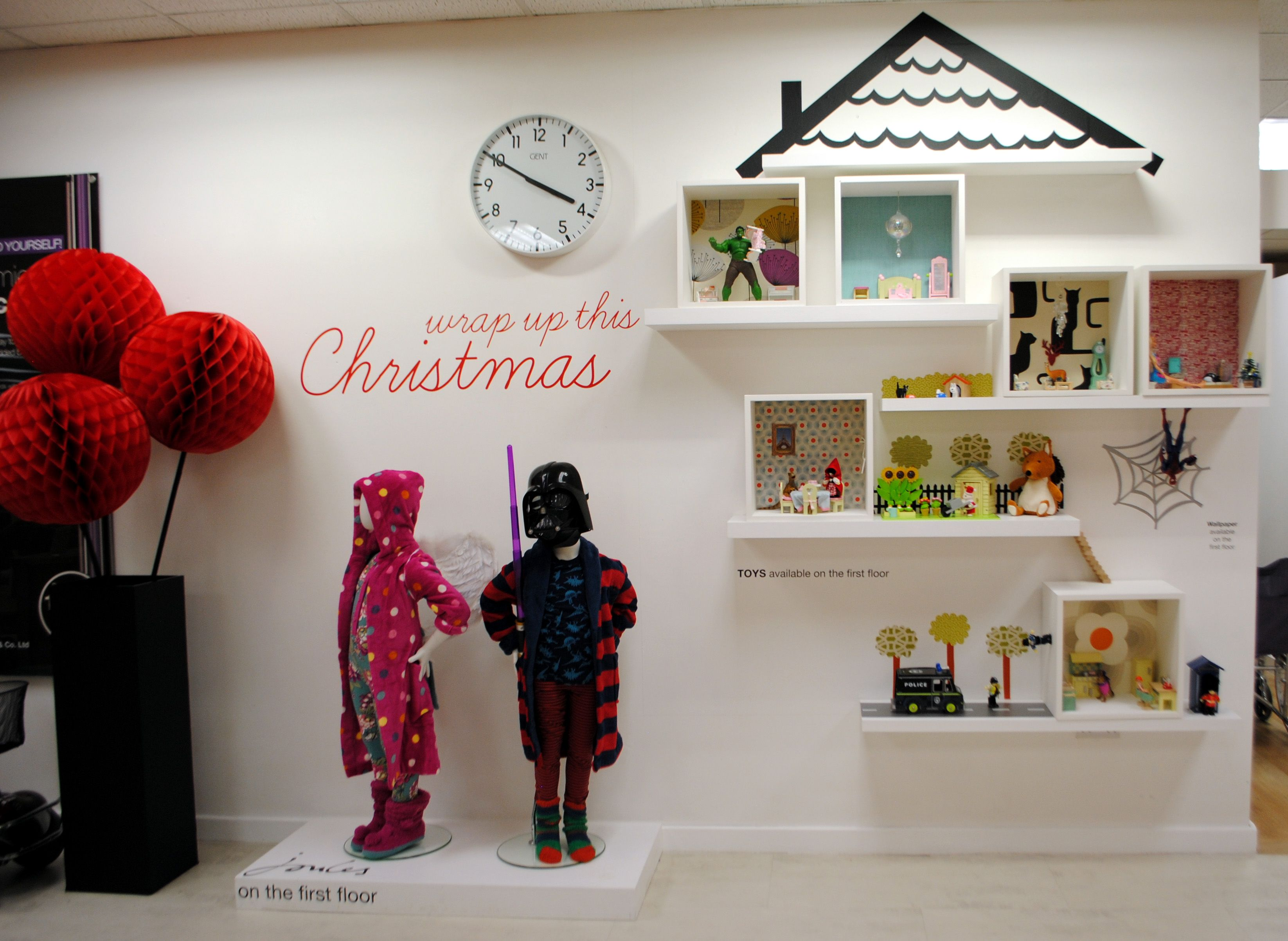 shelving 200 best Holiday Displays images on
