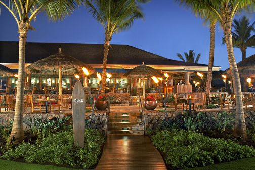 Duke S Beach House Maui One Of My Favorite Places To Eat Drink