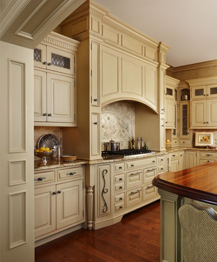 the cooking zone is dominated by a custom range hood design the rh pinterest com