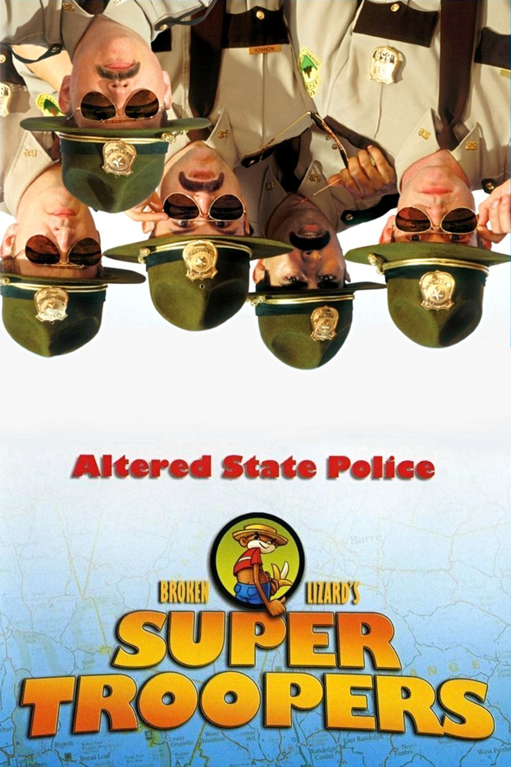 Super Troopers Movie Poster Super Troopers Trooper Full Movies Online Free
