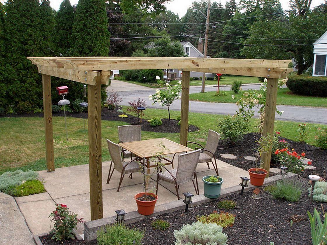 Outdoor Homedesign Decor 9 Small Diy Outdoor Patio Design Ideas For Your Inspiration Diy Backyard Landscaping Small Outdoor Patios Backyard Patio