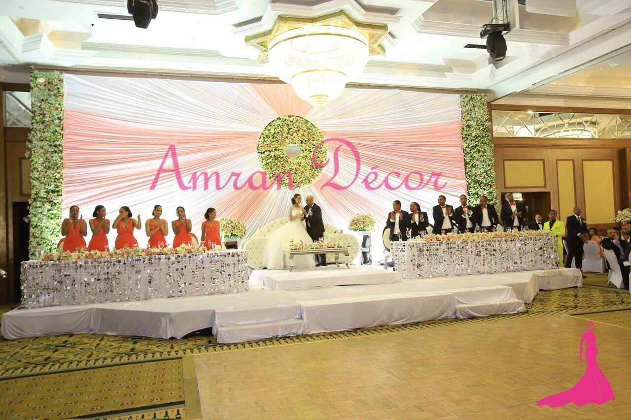 wedding stage decoration pics%0A Seifu Fantahun u    s wedding at Sheraton Addis