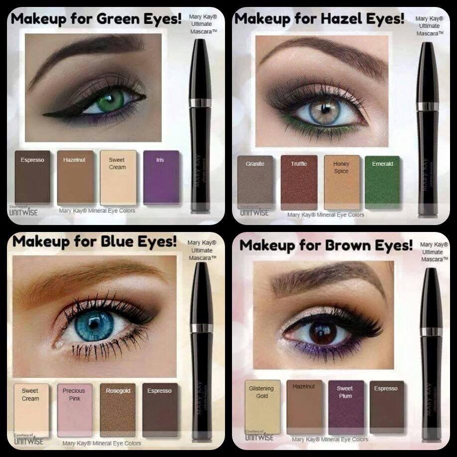 http://www.marykay.com/lisahabbe  Mary kay eyeshadow, Mary kay
