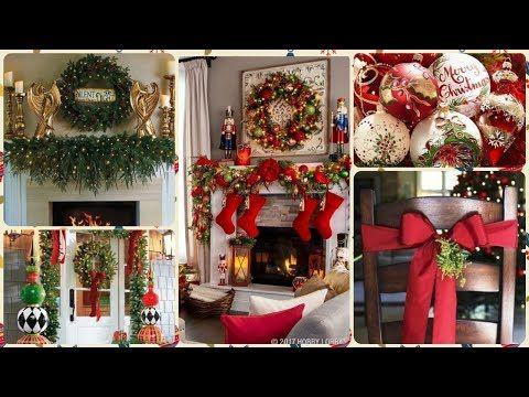 mas de 100 ideas para decorar tu casa en esta navidad decoraci n de rh pinterest com