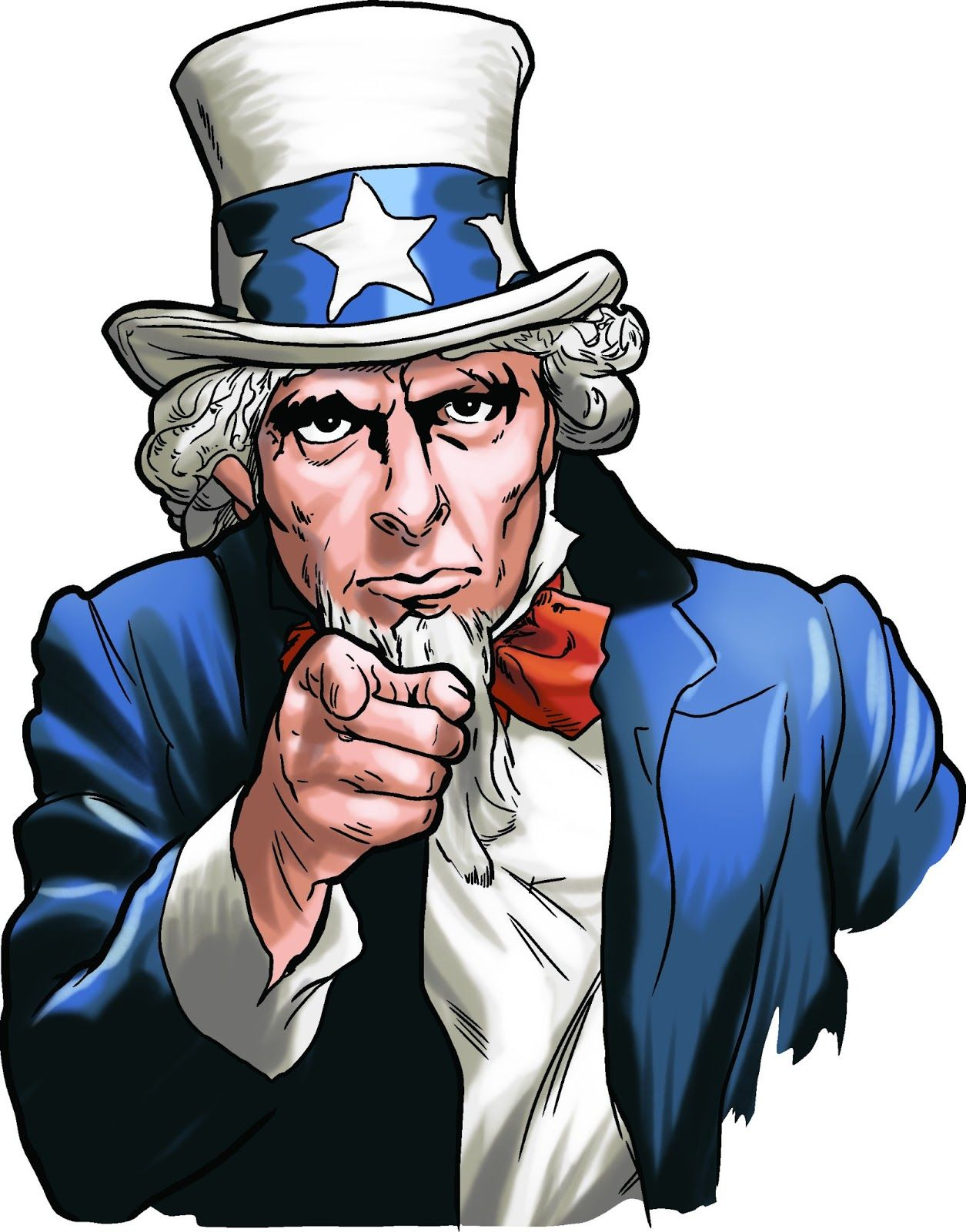 Uncle Sam Pic I Want Him Out