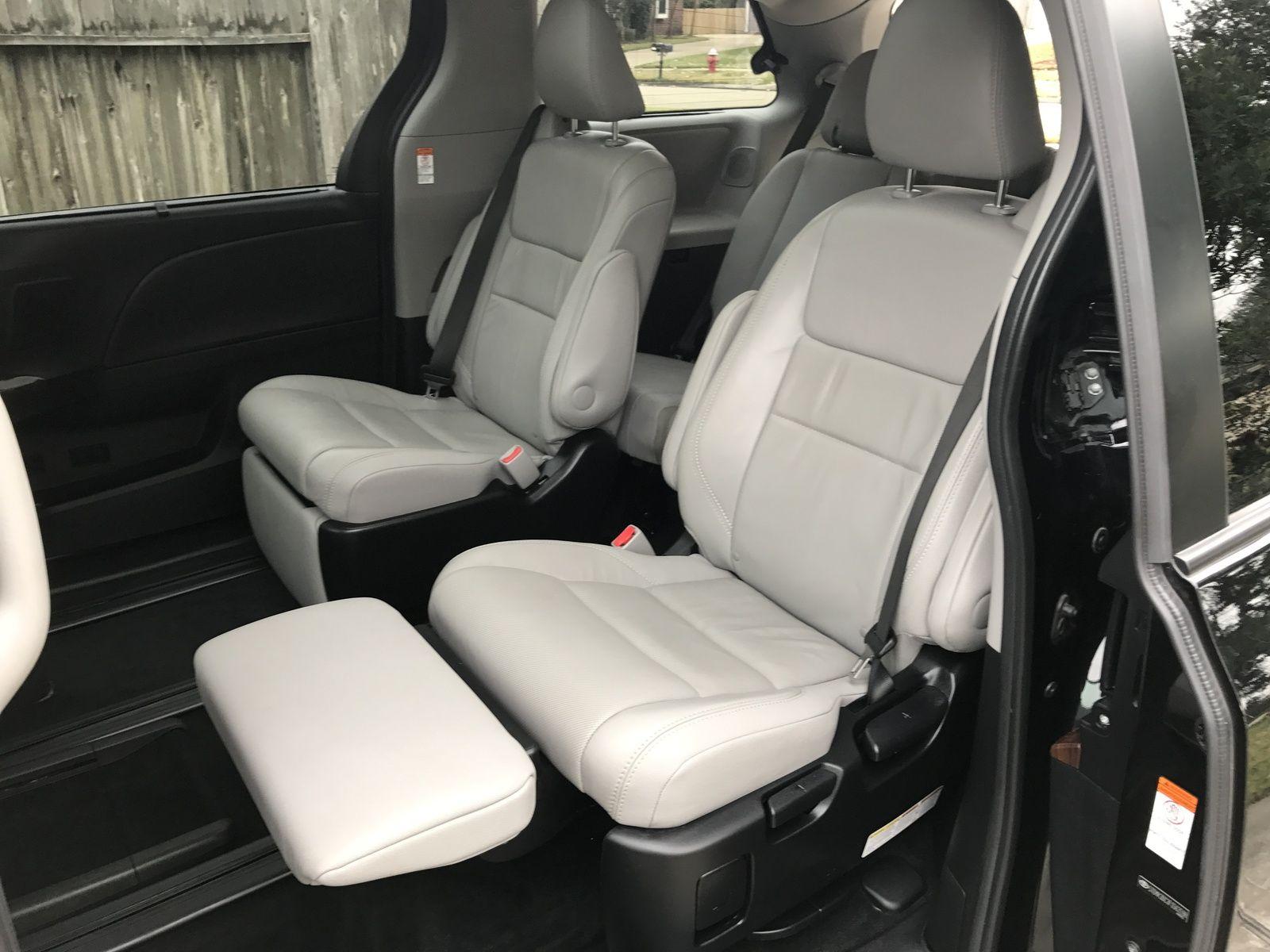 2015 Toyota Sienna Limited 7 Passenger Premium Toyota Sienna Mini Van 2015 Toyota