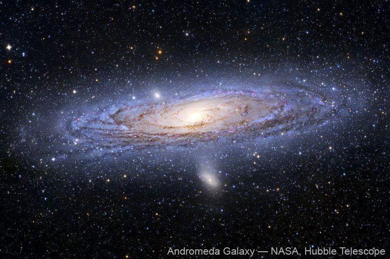 Andromeda Galaxy Andromeda Galaxy Cosmos Galaxies