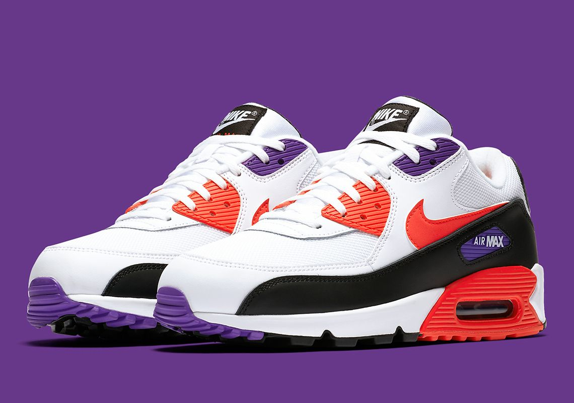 A Raptor Friendly Nike Air Max 90 Appears Ahead Of The Finals