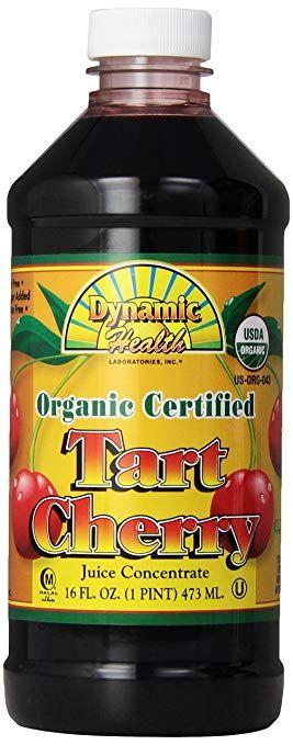 Does Cherry Juice Help Inflammation?   Tart cherry juice ...