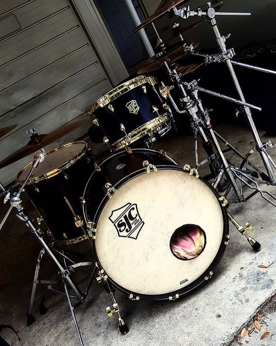 Likes Comments SJC Custom Drums sjcdrums on Instagram