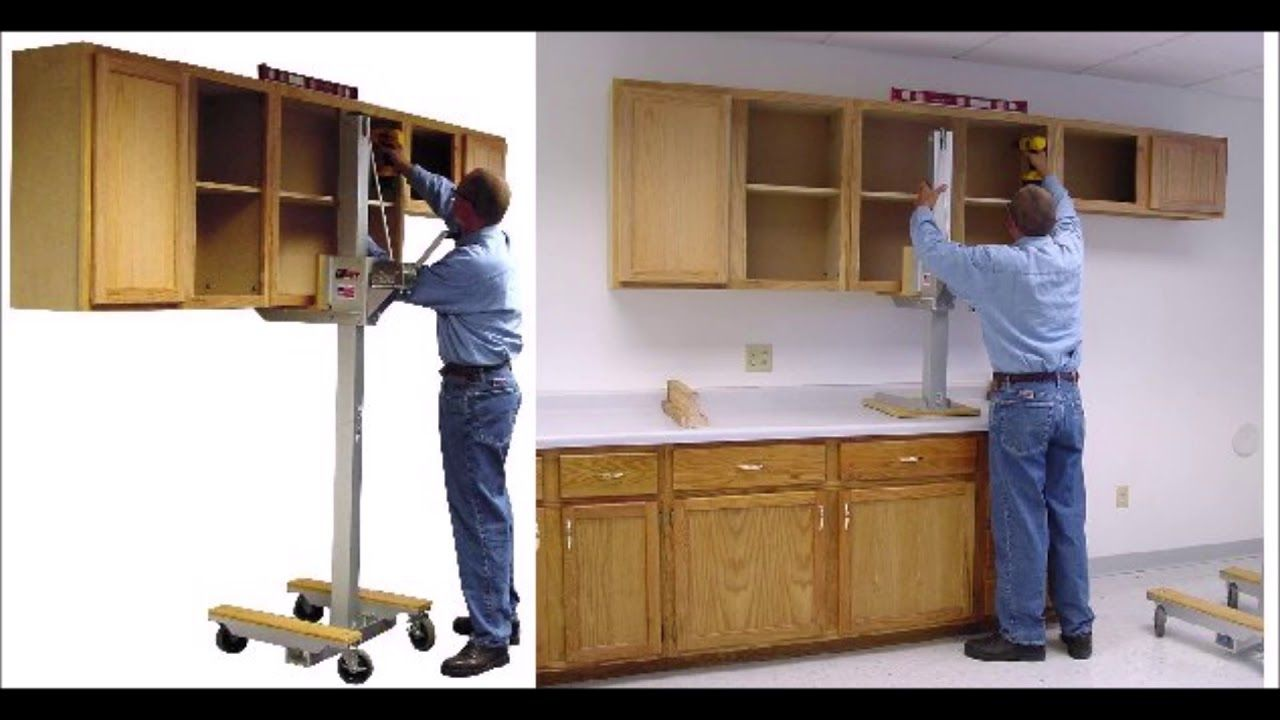 Lincoln Cabinet Installer Service And Cost In Lincoln Ne Lincoln Hand Installing Cabinets Cabinet Ikea Furniture Assembly
