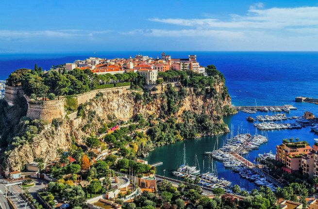 Long Weekend In Monaco Monaco Vatican City And French Riviera - Is monaco a country