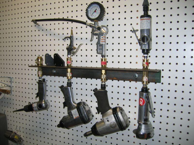 Air Tool Storage.