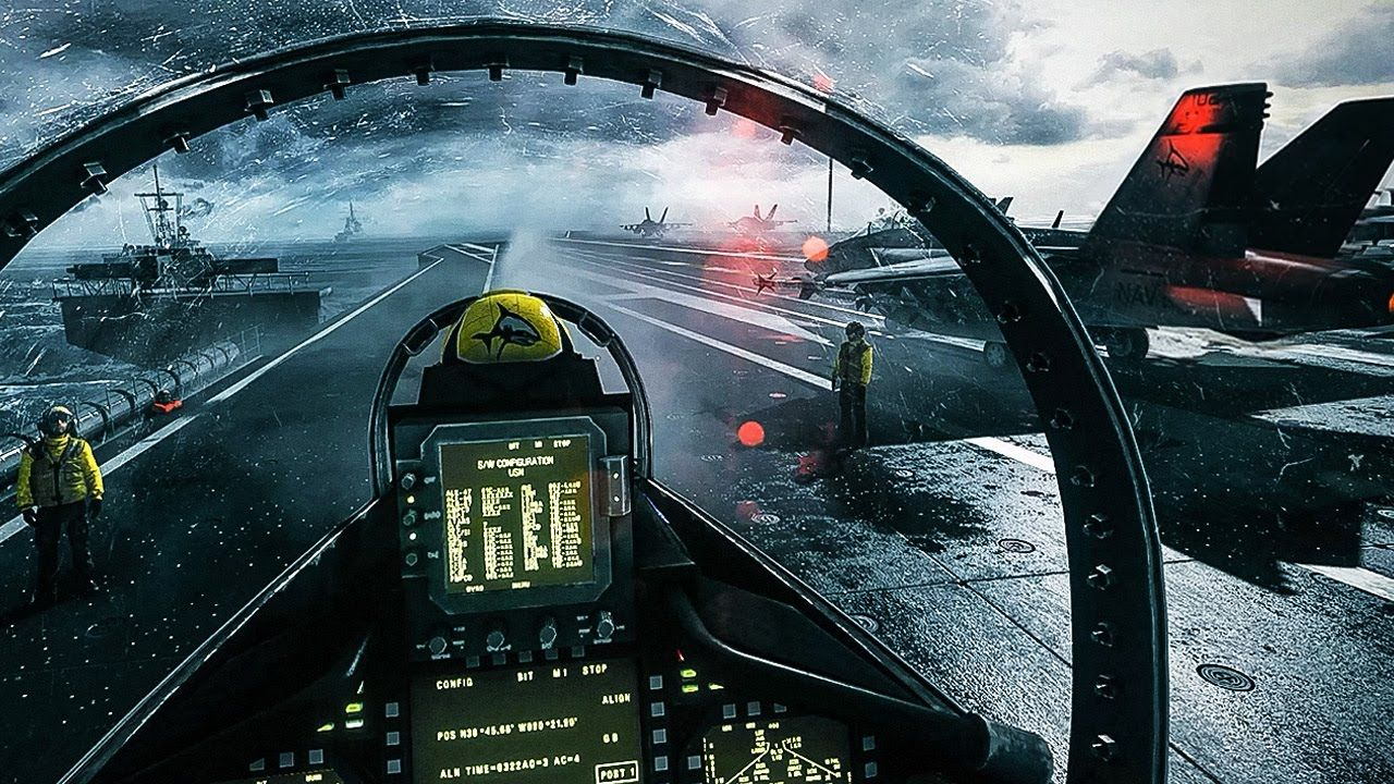 Most Realistic Air Combat Fighter Game Amazing Realism Pc