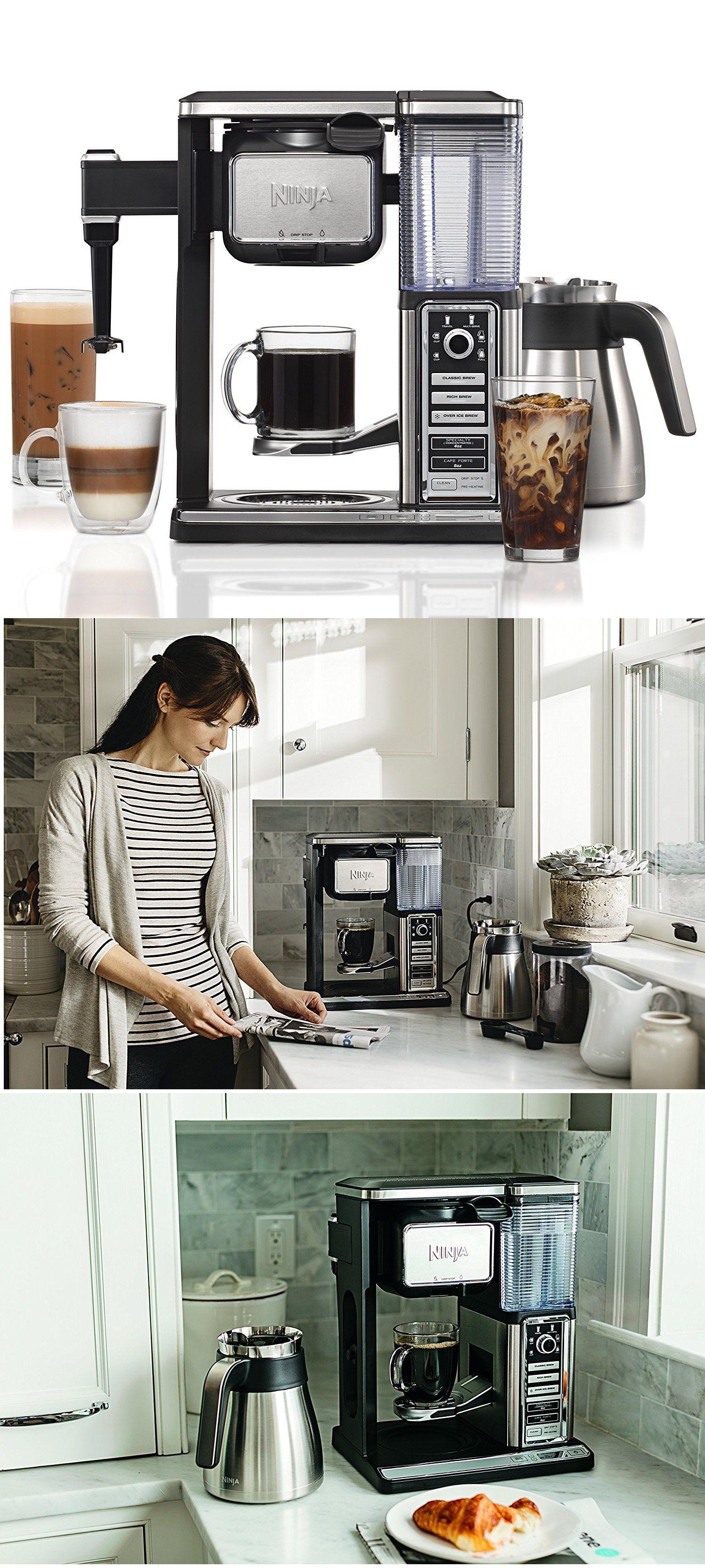 Ninja Coffee Bar Thermal Carafe System Ninja coffee