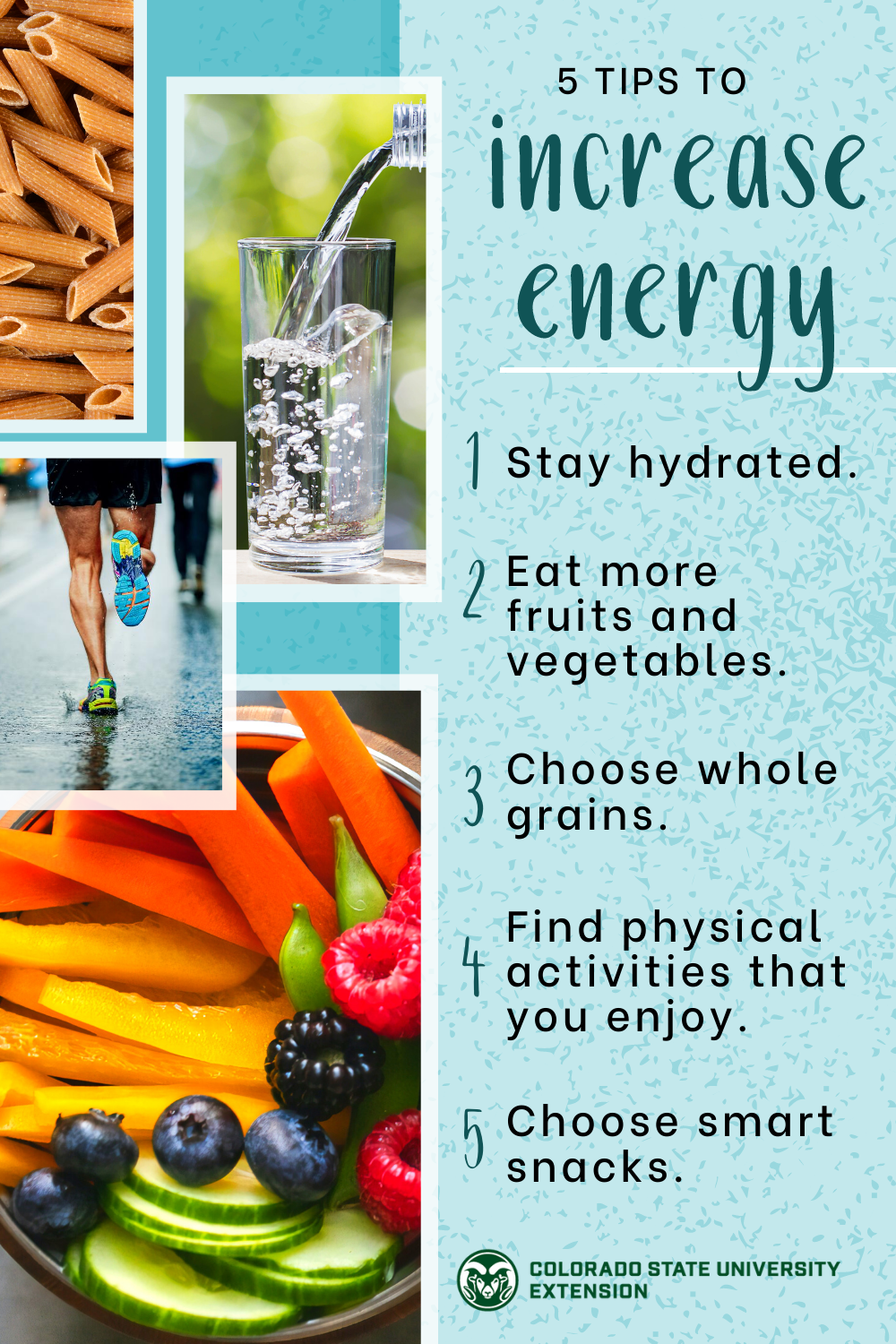 If You Ve Noticed That Your Energy Dips After Lunch Or You Are Tired During The Day It May Be Time To Incorpo Energy Foods How To Increase Energy Healthy Tips