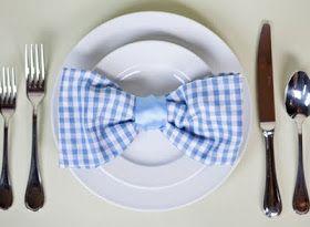 Un mariage dans la grange: DIY : pliage de serviettes - bow tie