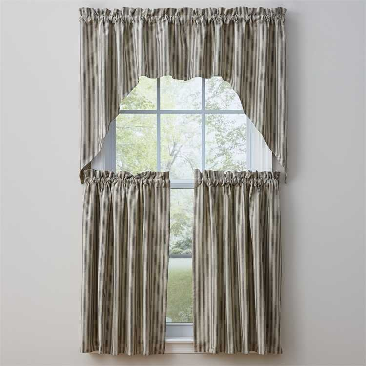 Dover Swags 72 X 36 Curtains Country Curtains Custom Drapes