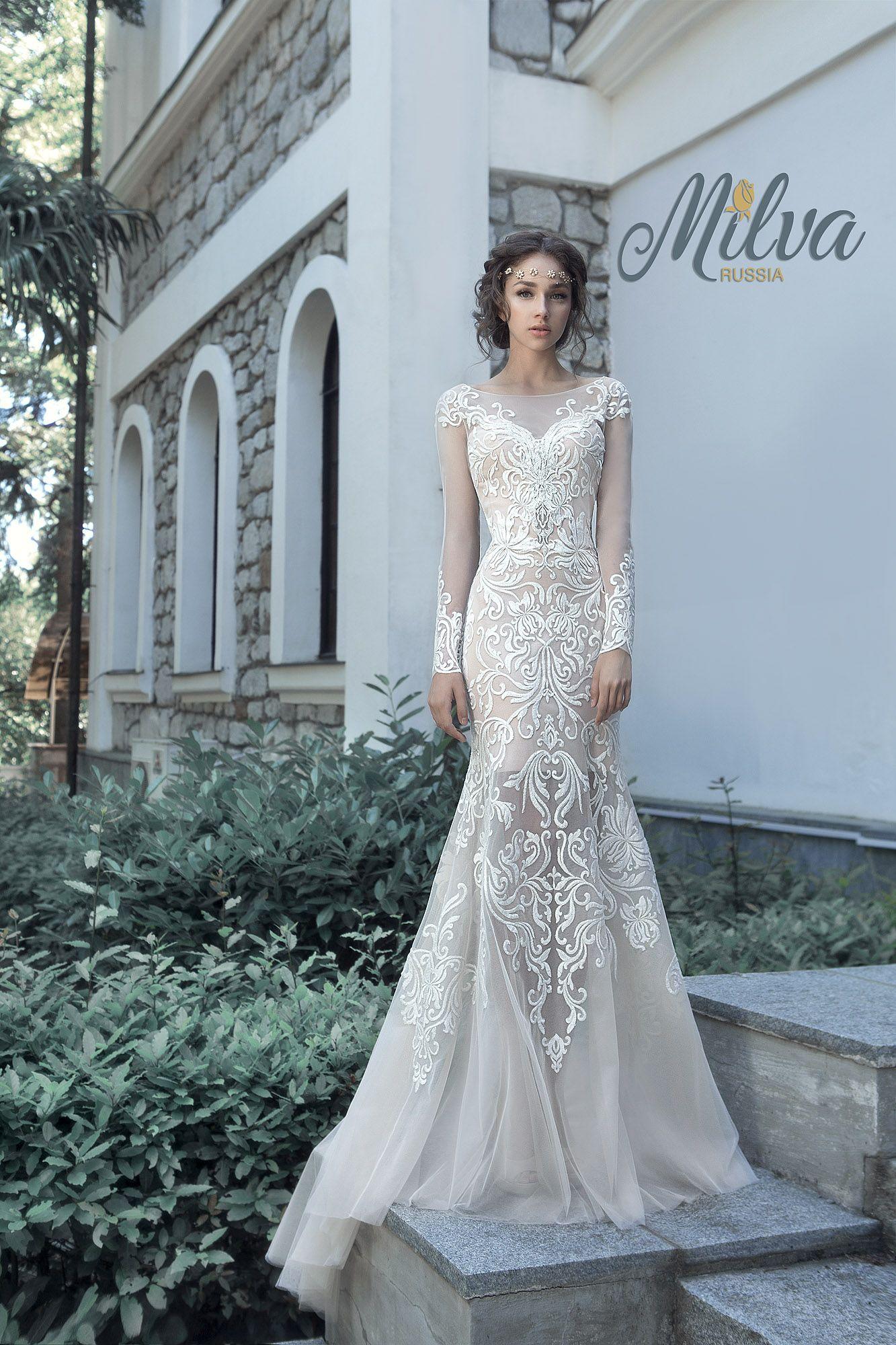 Свадебная мода MILVA | Wedding color | Pinterest | Weddings