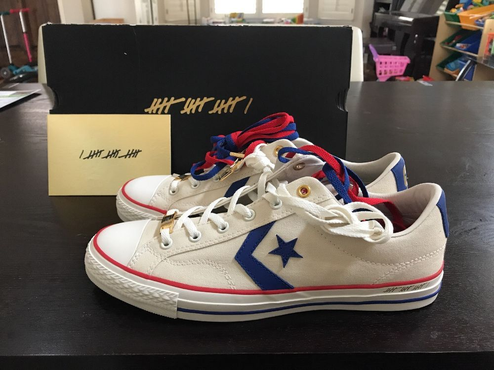 Authentic New Converse Star Player Low