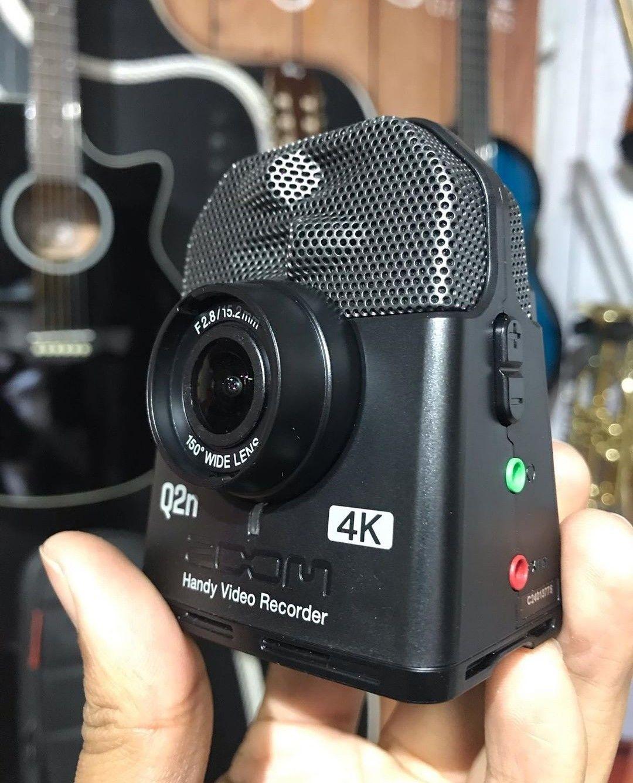 Camara Zoom 4k Musical.ly, Journaling, Audio