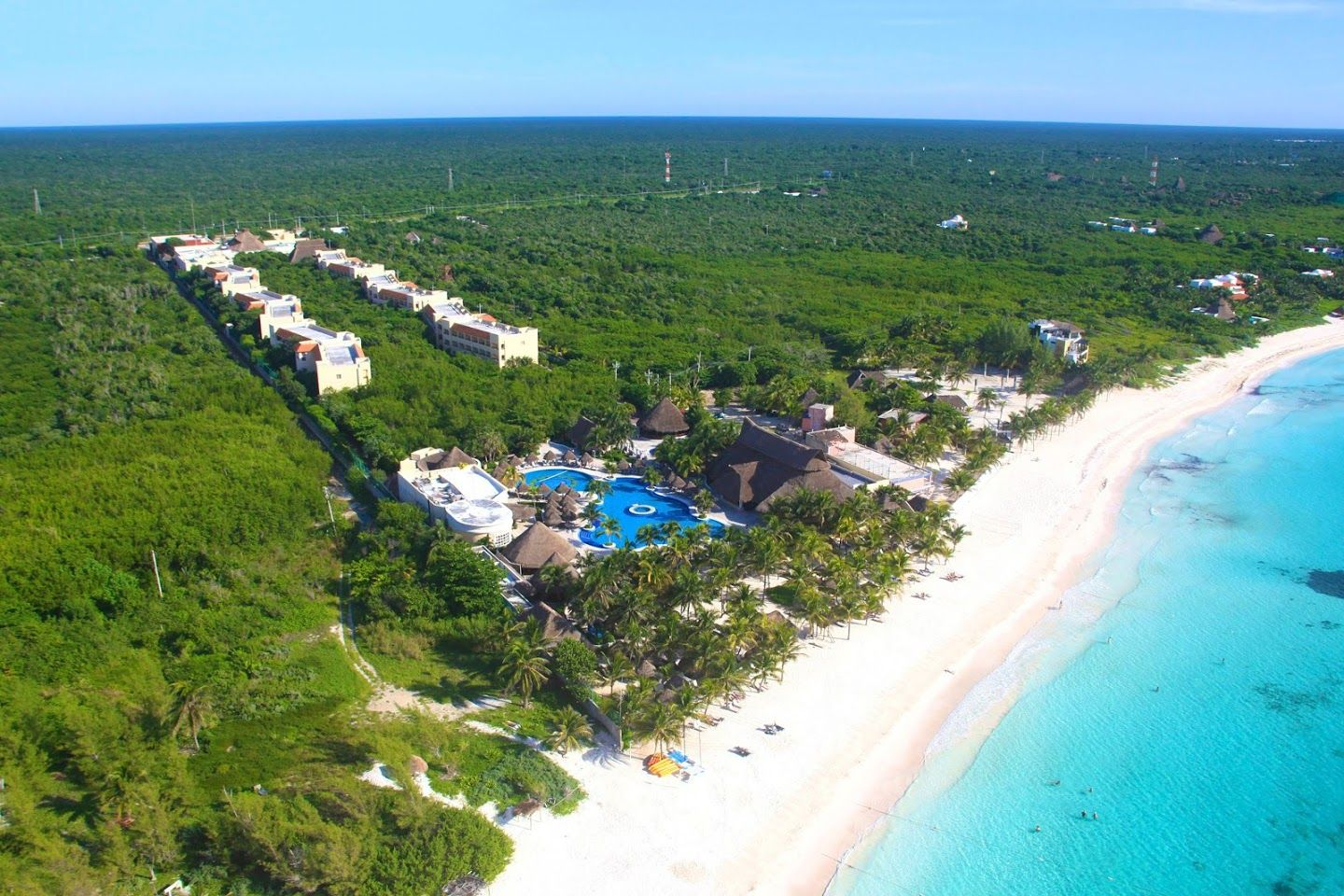 Catalonia Royal Tulum Beach And Spa Resort - Adults