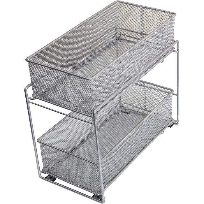 YBM Home 2 Tier Mesh Roll Out