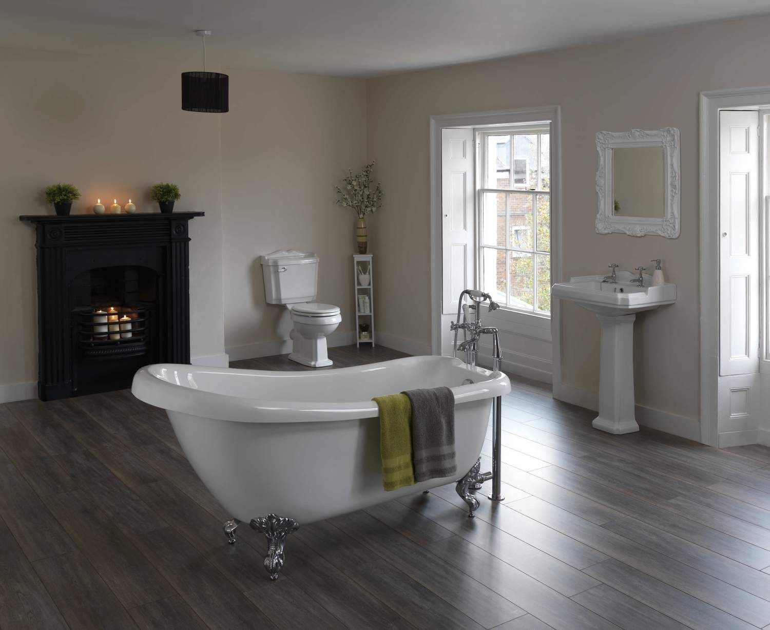 pictures to hang in master bathroom%0A Guest Blogger    Ways to add Shabby Chic Style to your Bathroom