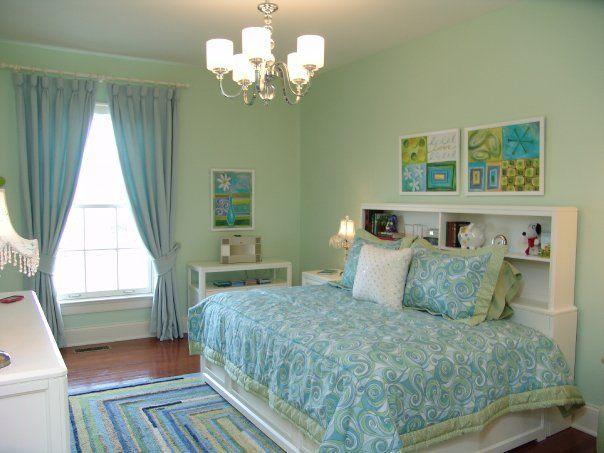 serene tween girl s bedroom retreat kids stuff pinterest girls rh pinterest com