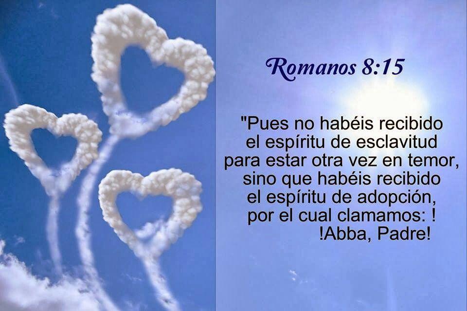 Romanos 8 15 Verses Live Lokai Bracelet Abba