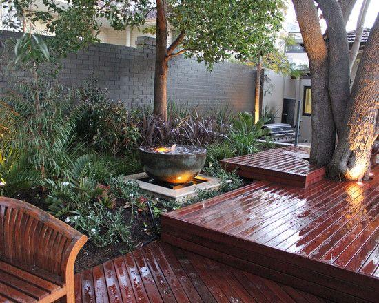 tropical patio decking design pictures remodel decor and ideas rh pinterest com
