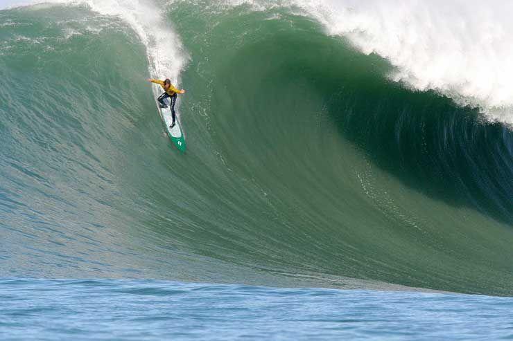 Incredible surfing challenges at Mavericks at Half Moon Bay!