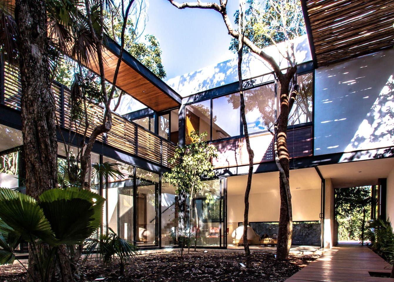 Fabulous Villa Itze Casa Del Amanecer Houses For Rent In Tulum Interior Design Ideas Gentotthenellocom