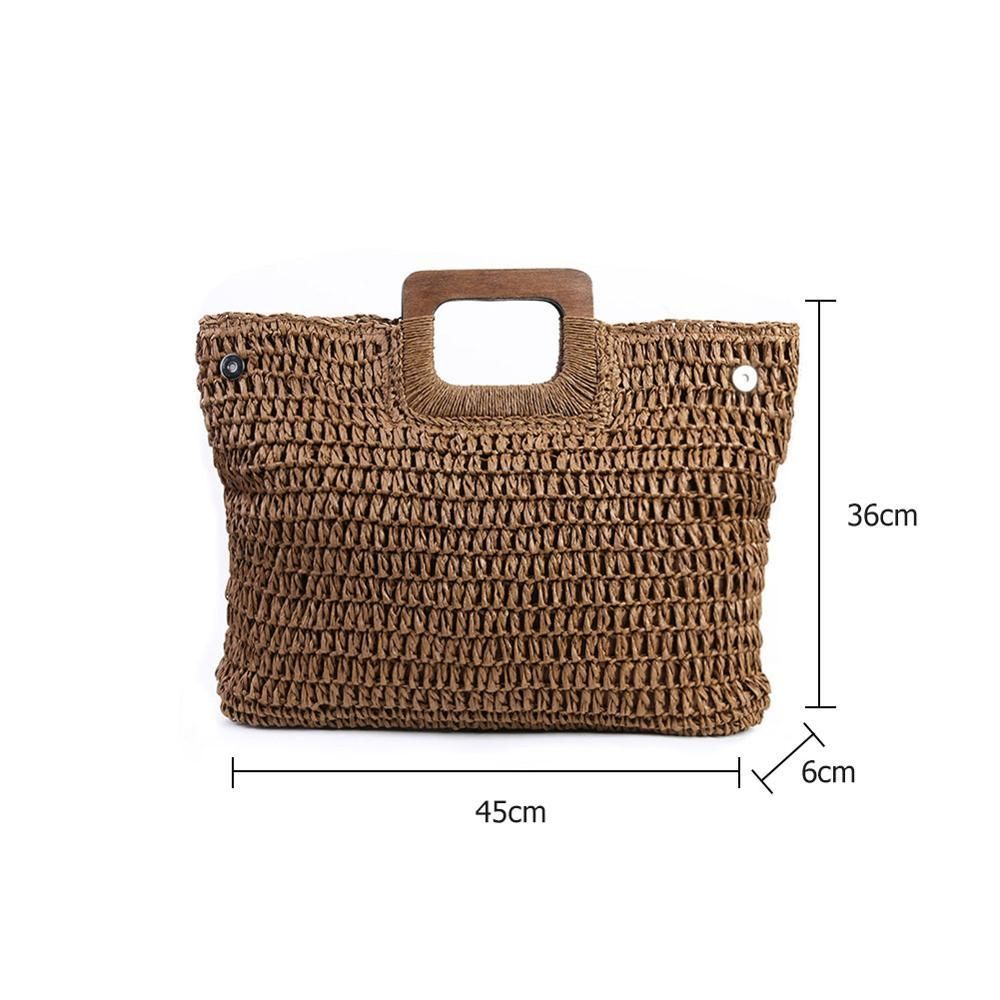Photo of Straw Bag for Women 2019