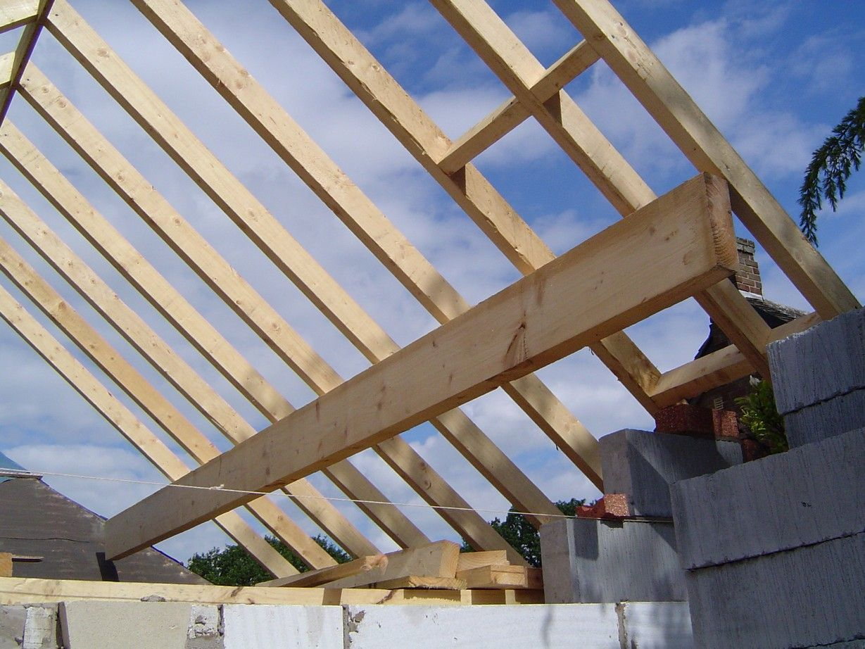 Great Traditional Roofing   Purlin