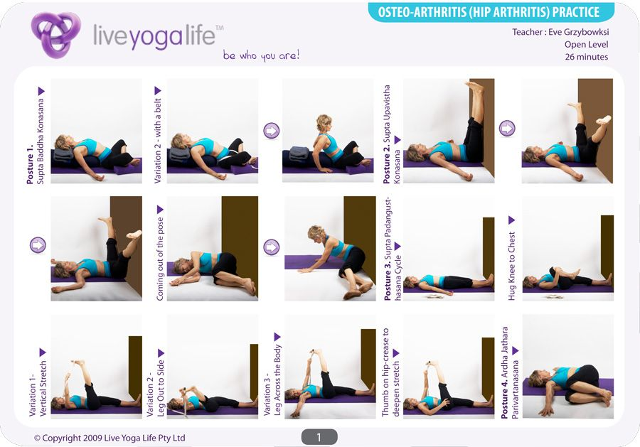 Osteoarthritis Exercises *** You can get additional