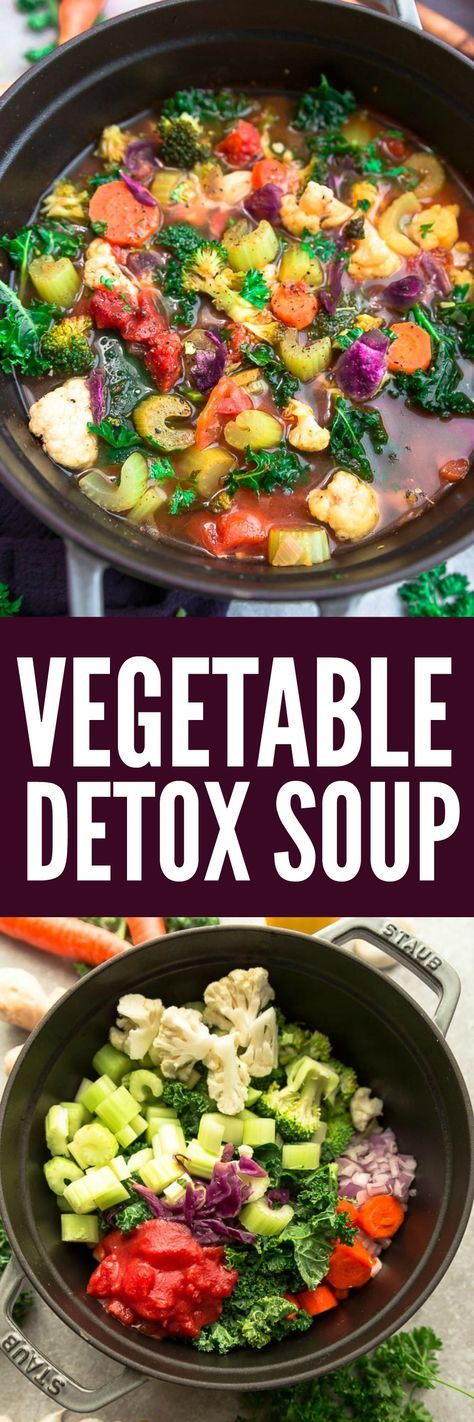 Detox vegetable soup an easy one pot recipe perfect for getting detox vegetable soup an easy one pot recipe perfect for getting back on track for forumfinder Gallery