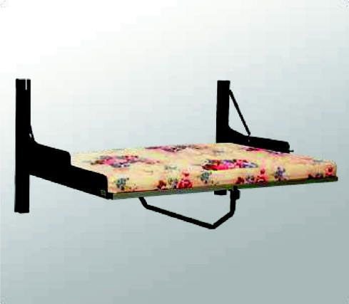 Single Fold Up Bed With The Mattress Support Rail Kit 960031 Lfcfs